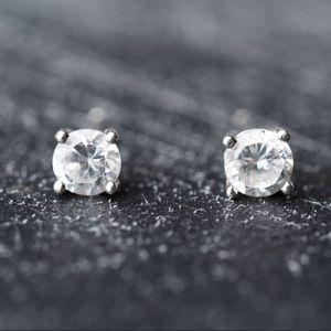 NWOT gemstone stud earrings
